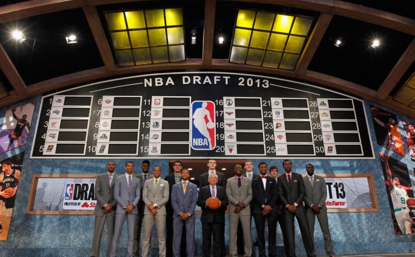 Repêchage NBA, Cuvée2013