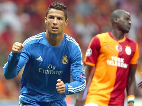 Galatasaray AS v Real Madrid CF - UEFA Champions League