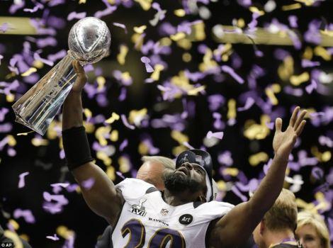 Ed Reed Super Bowl