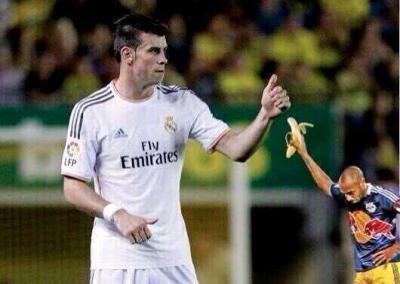 Henrying Gareth Bale