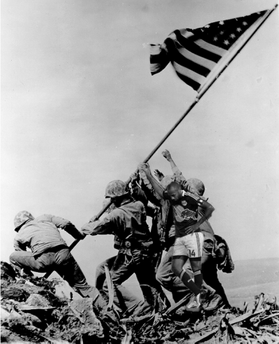 Henrying Iwo Jima