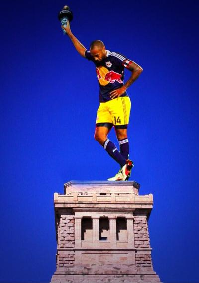 Henrying Statue of Liberty