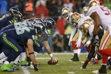 San Francisco 49ers v Seattle Seahawks