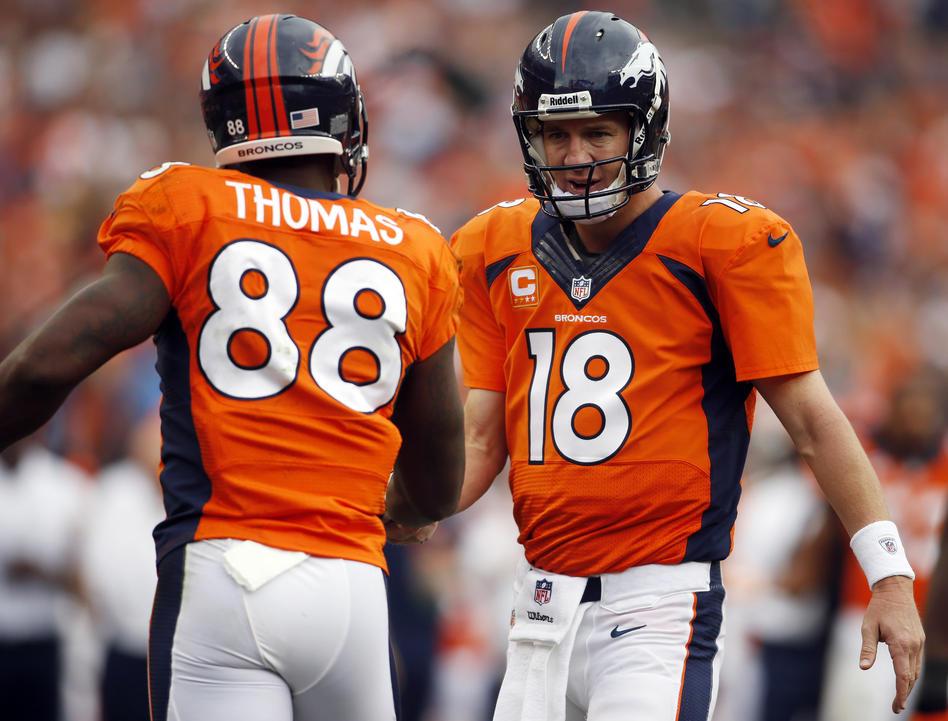 NFL: Philadelphia Eagles at Denver Broncos