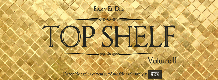 Top Shelf Volume II FB Banner