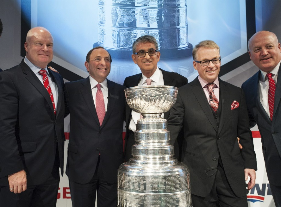 Rogers Communications and NHL Announce 12-year National Broadcast and multimedia agreement.