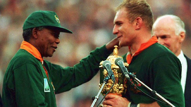 Mandela Springboks