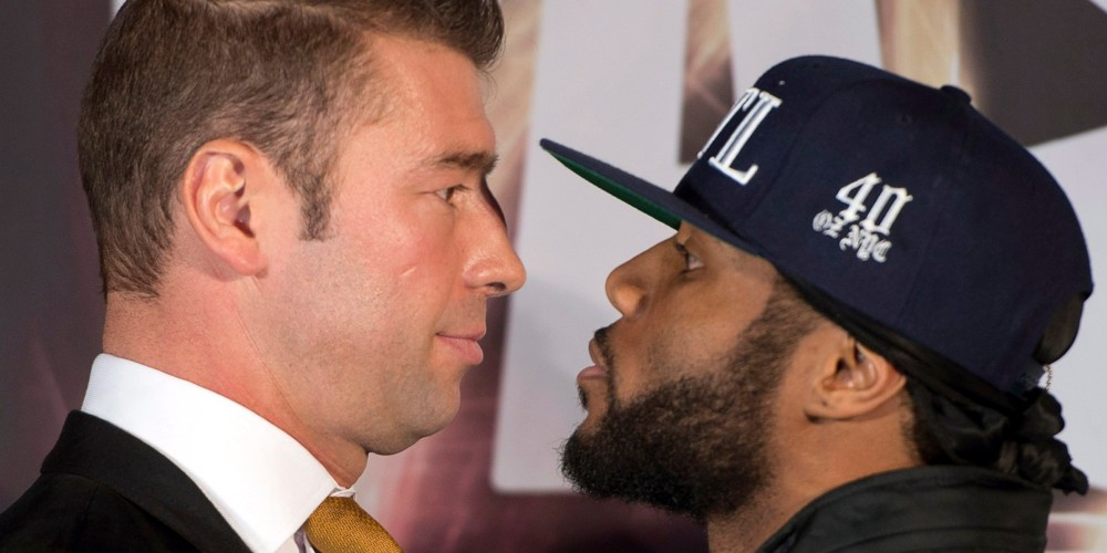 Lucian Bute, Jean Pascal