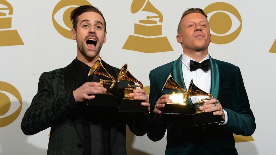 Macklemore Grammys