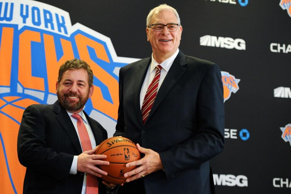 Qui aura vraiment le contrôle du ballon au Madison Square Garden entre ces deux coqs?