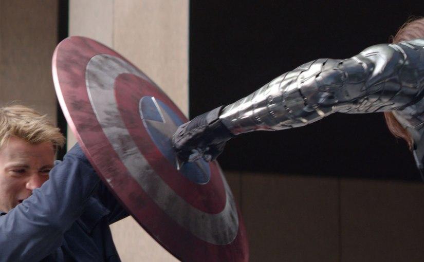 Captain America: The Winter Soldier frappefort!