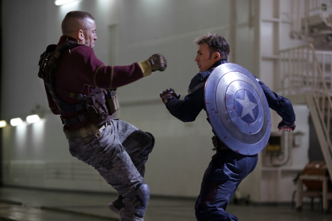 Film Review Captain America The Winter Soldier
