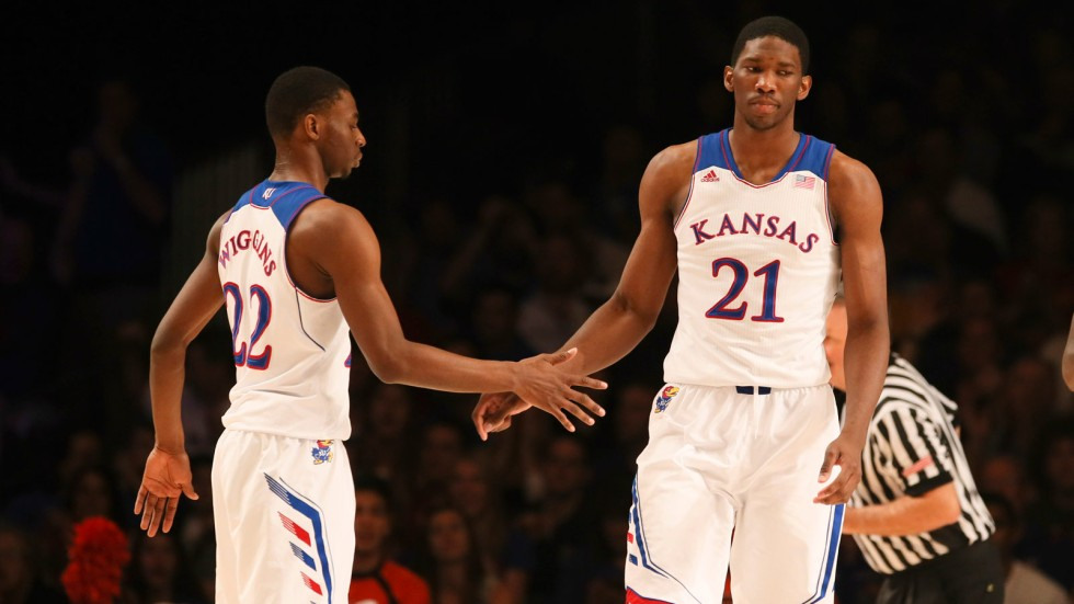 NCAA Basketball: Battle4Atlantis-Kansas vs Texas El-Paso