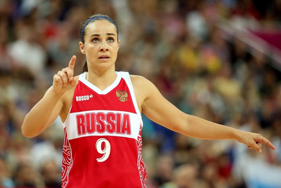 Becky Hammon Russia