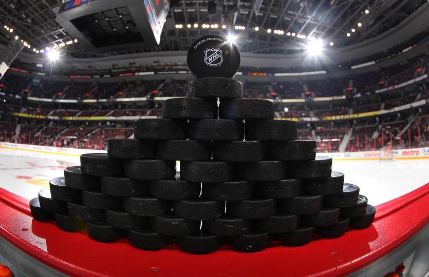 NHL Pucks