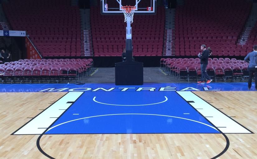 NBA à Montréal: Le rêveimpossible?