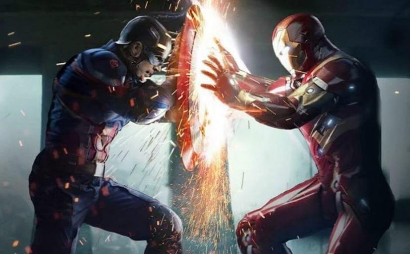 Captain America: Civil War – L'art de laguerre