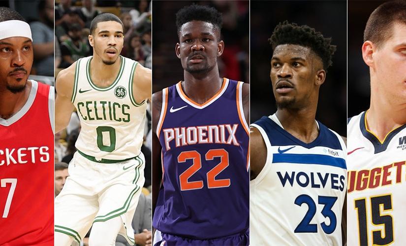 Cinq histoires à suivre dans la NBA cettesaison
